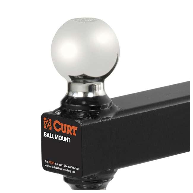 4 x CURT-45002 Curt 2-Inch Hollow Shank Multi-Ball Mount (4 Pack) 3