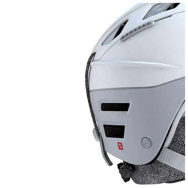 L40538100 - M Salomon QST Charge W Women's Size M Ski or Snowboard Helmet 1
