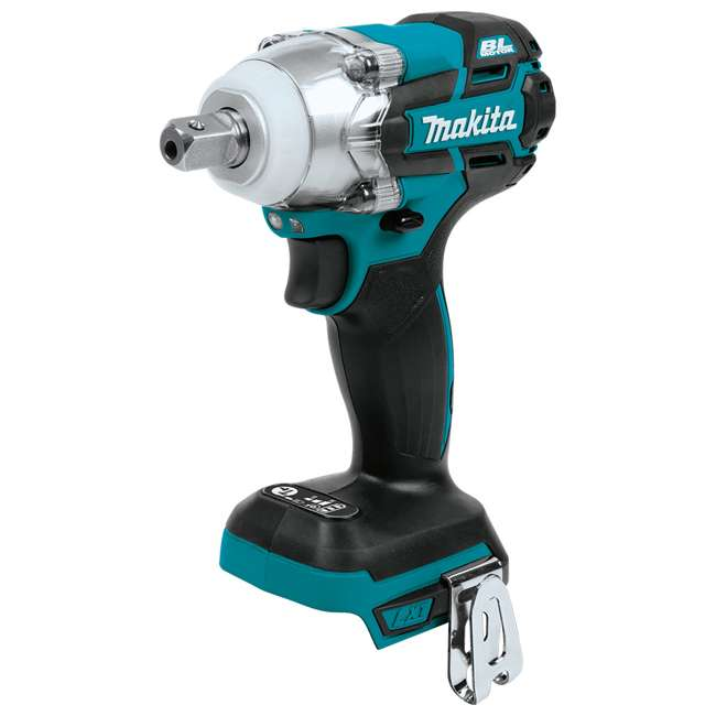 XWT11Z Makita XWT11Z LXT Battery Powered 3 Speed 1/2 Inch Square Drive Impact Wrench