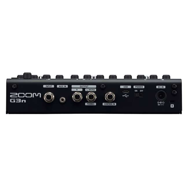 ZG3N-OB Zoom G3N Intuitive Multi-Effects Processor for Guitarists 2