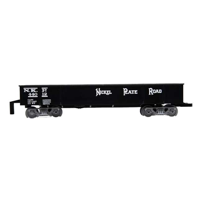 BT-00957 + BT-00706 Bachmann HO Scale Battery Power Rail Champ & Electric Rail Chief BNSF Freight Train Sets 5