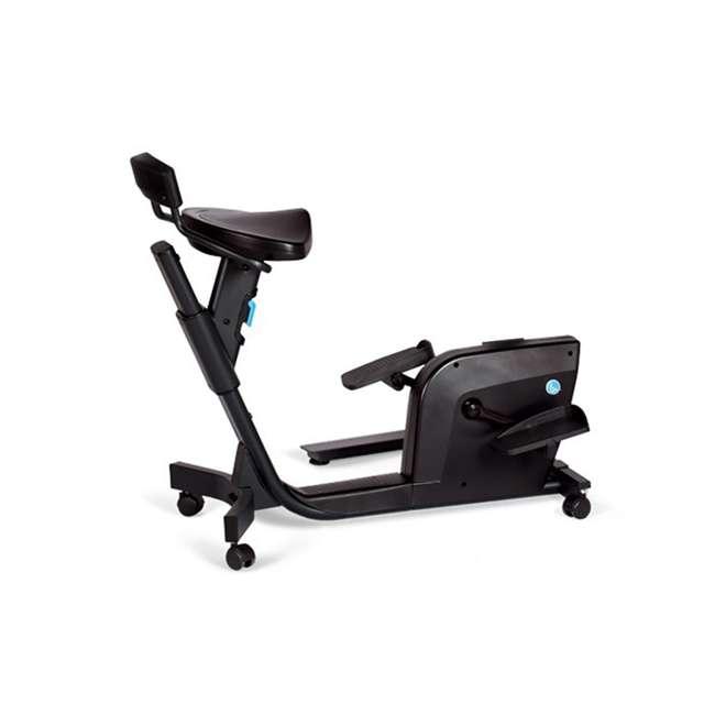 Solo-U-B LifeSpan Fitness Solo Under Desk Workout Cardio Stationary Bike w/ Seat (Used) 1