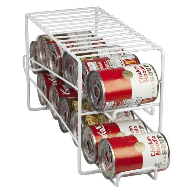 CD30626 + SB01421 + CS30363 + SR30371 Home Basics Can Rack & Spice Rack & Step Rack & Hanging Rack 11