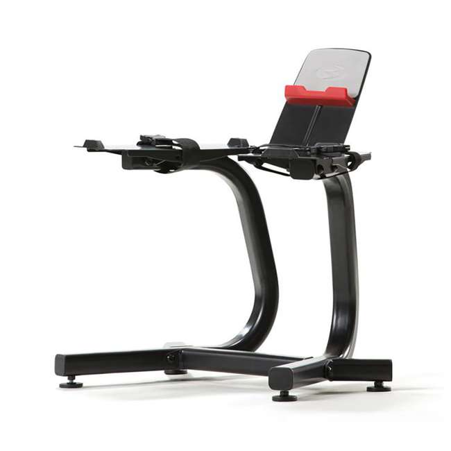 Enjoyable Bowflex Selecttech 1090 Adjustable Dumbbell Pair Storage Ocoug Best Dining Table And Chair Ideas Images Ocougorg