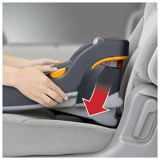 chicco keyfit 30 infant stroller caddy zip car seat and base travel system chi 0607906295. Black Bedroom Furniture Sets. Home Design Ideas