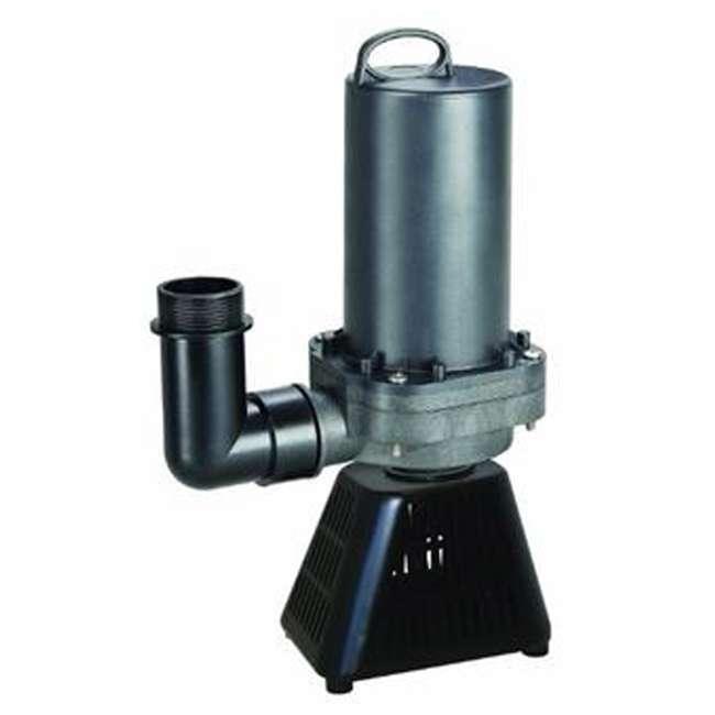 DANN-20365-OB Pondmaster ProLine 6600 GPH High Head Skimmer Pond Pump | 20365 (Open Box) 2