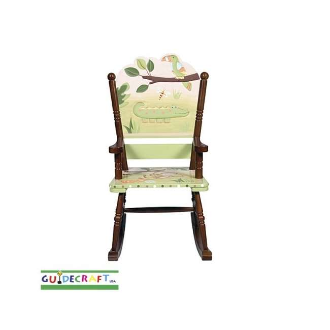 G85401 Guidecraft Papagayo Rocking Chair