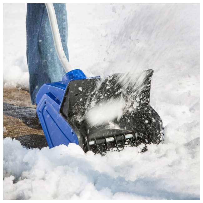 "SNJ-323E-PRO-SJB-RB Snow Joe 13"" Electric Snow Shovel (Certified Refurbished) 2"