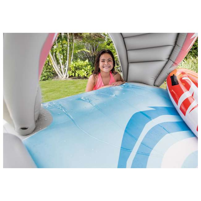 6 x 57159EP-U-A Intex Surf 'N Slide Inflatable Kids Water Slide w/ Surf Riders(Open Box)(6 Pack) 5