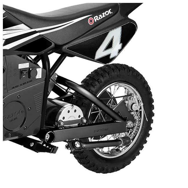 15165001 Razor MX650 Electric Dirt Rocket Bike 6