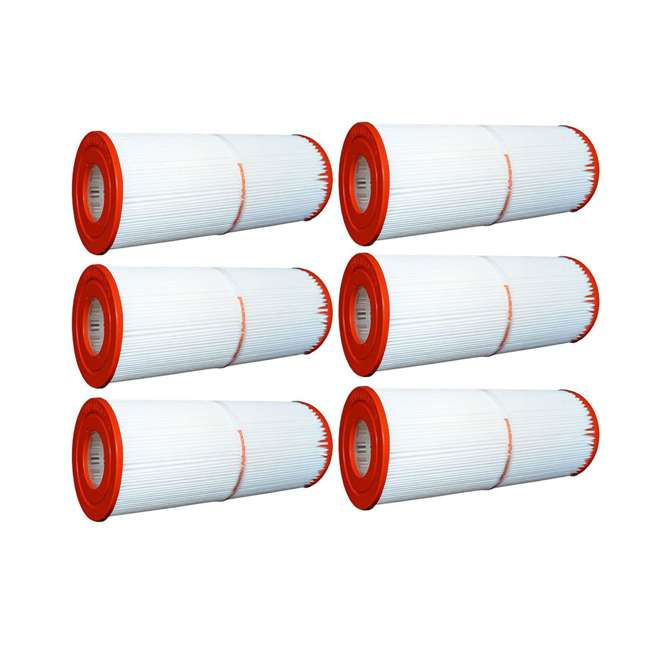 6 x PJ25-IN-4 Pleatco Replacement Pool Filter Cartridge for Coleman Spas 50 (6 Pack)