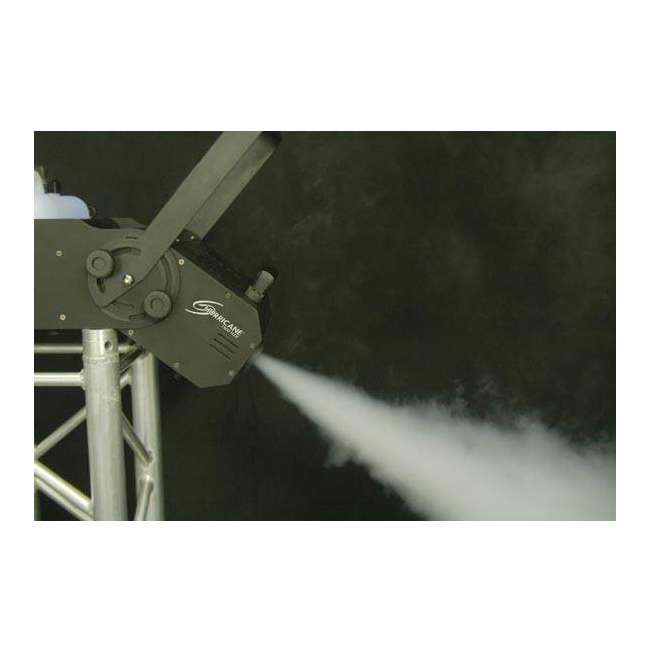 H1800FLEX + 2 x HDF Chauvet Fog Pro Machine w/ Timer Remote & 2 Gallons Fog 6