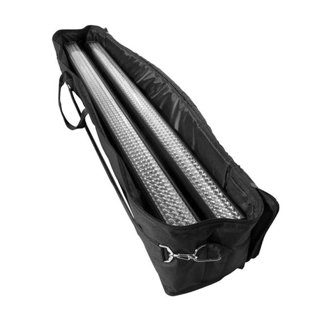 CHV-CHS60 Chauvet DJ Gear Soft Case Bag for Colorstrip Colortube Wash Bar Lights 2