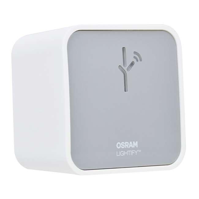 6 x SYL-73810-U-A Sylvania Lightify Smart Home Kit with 2 LED Lights, Gateway (Open Box) (6 Pack) 2