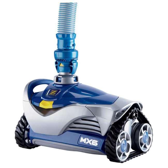Zodiac Automatic In Ground Pool Cleaner Mx6 Z Mx6