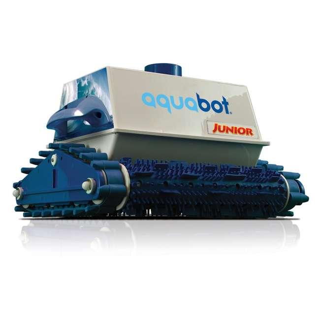 ABJR-OB Aquabot Junior In-Ground Robotic Swimming Pool Cleaner | ABJR (Open Box)