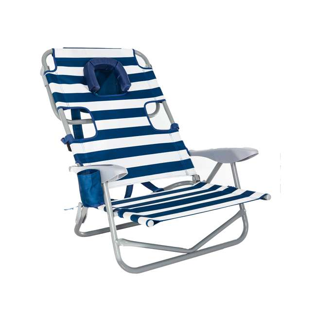 OYB-1003S Ostrich On-Your-Back Reclining Lounge Beach Chair