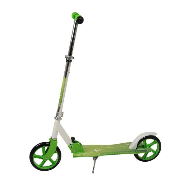 4 x 113-NXT NextGen Scooters 2 Wheeled Aluminum Kick Scooter, Green (4 Pack) 1