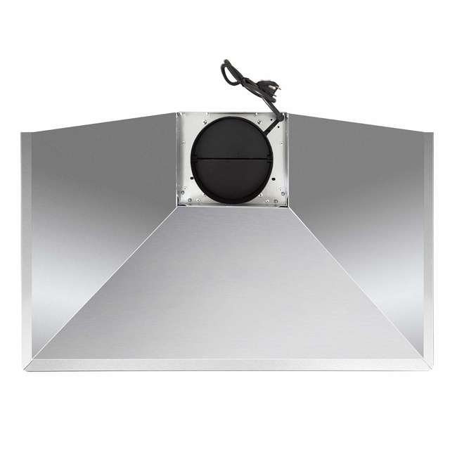 COS-63190 Cosmo COS-63190 36 Inch Wall Mount Range Hood with Push Control, Stainless Steel 3