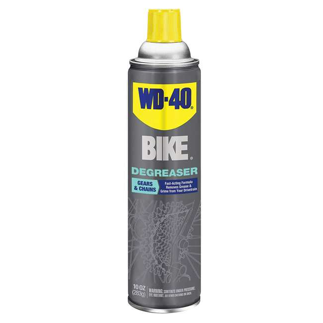 390241 10-Ounce Fast-Acting Bike Chain Cleaner & Degreaser