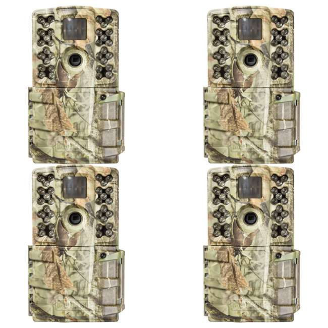 4 x MCG-GM30i Moultrie Gen 2 14 MP Infrared Digital Game Trail Hunting Camera (4 Pack)