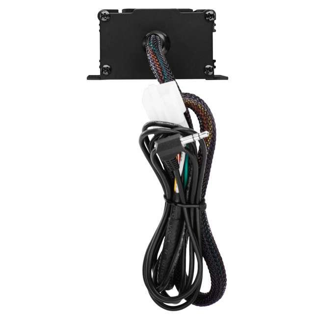 MCBK420B BOSS Audio 600 Watt Waterproof Motorcycle/ATV Bluetooth Speaker System, Black 4
