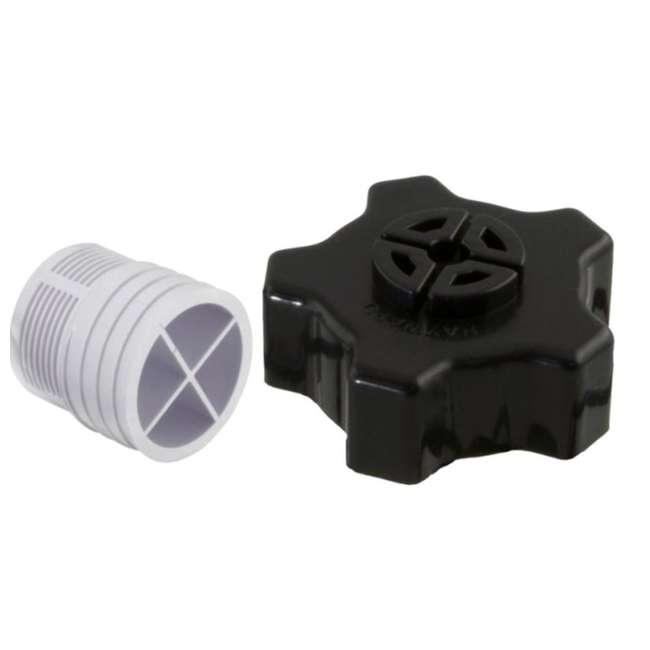 SX180LA Hayward Pool Pro Series Drain Cap, Screen, Gasket Replacement | SX180LA (2 Pack) 1