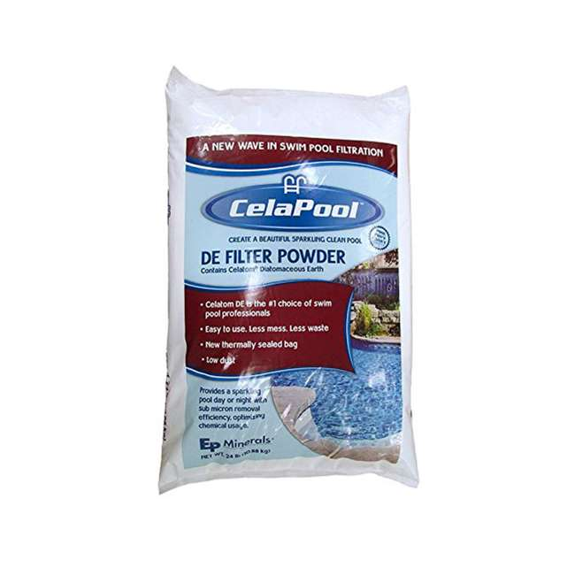 180009 + CPOOL6VFP132GMAGBX Pentair Inground Swimming Pool DE Filter | Swim Pool DE Filter Media 2