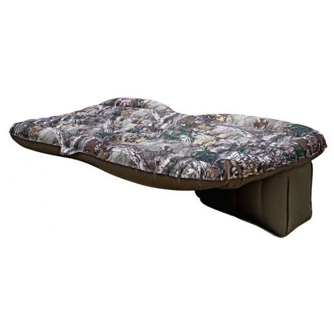 PPI-CMO_TRKMAT Airbedz Inflatable Car Truck Backseat Air Mattress, Camo