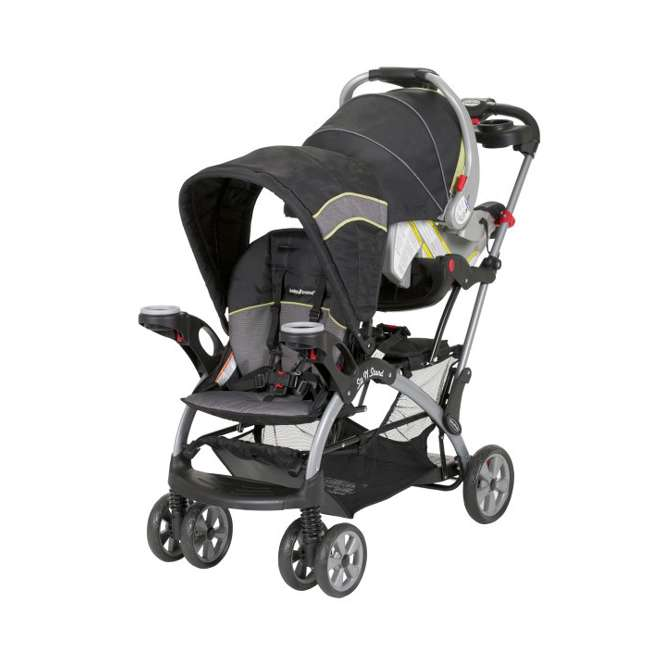 Baby Trend Sit N Stand Ultra Stroller Reseda Ss66436