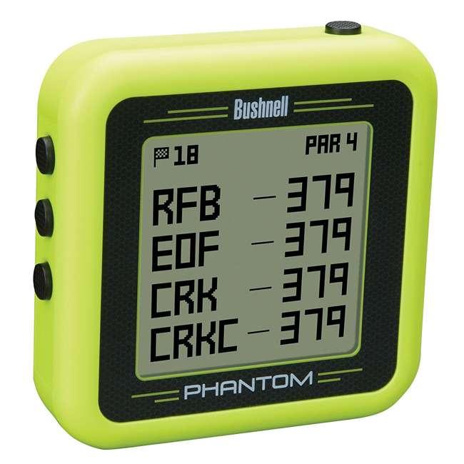 BGOLF-368824 Bushenell Golf Golf Ball GPS, Phantom Green (2 Pack) 3