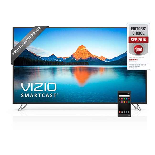M65-D0-RB-U-C Vizio SmartCast M Series 65 Inch Class Ultra HD HDR TV (Refurbished) (For Parts) 2