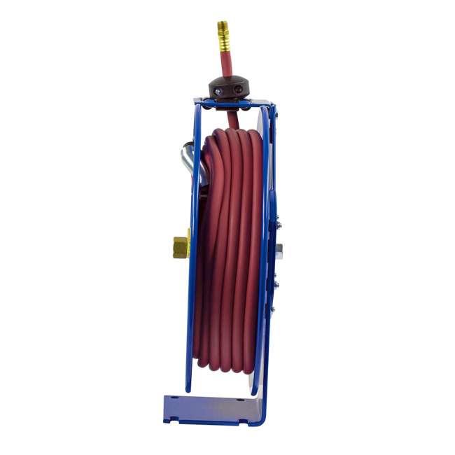 P-LP-350 Coxreels P Series Low Pressure Retractable Air and Water Hose Reel 1
