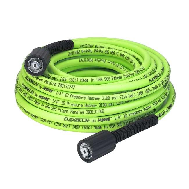 LEG-HFZPW3450M Flexzilla 0.25-Inch x 50-Foot Pressure Washer Hose