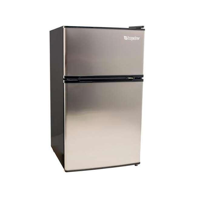 CRF321SS EdgeStar 19 Inch Wide 3.1 Cubic Feet Small Beverage Mini Fridge Freezer (2 Pack) 1