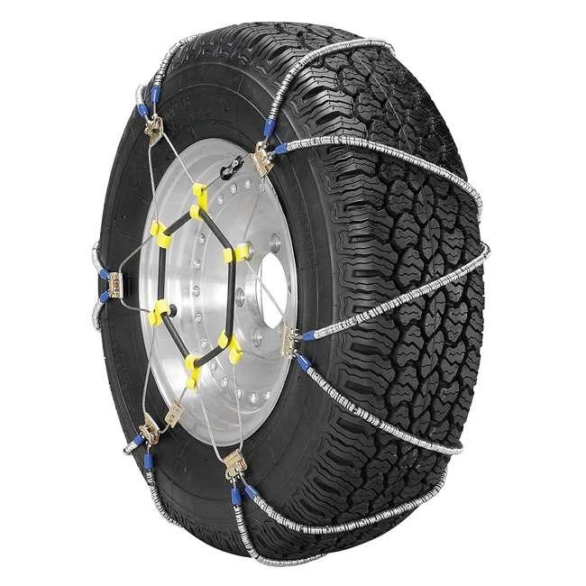 ZT735 Security Chain ZT735 Super Z LT Light Truck SUV Snow Tire Radial Chain (2 Pack)