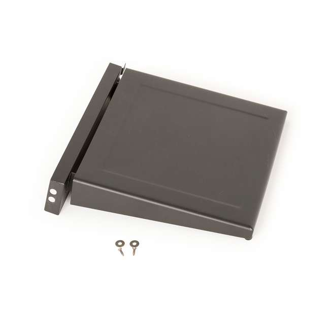 20100814 Masterbuilt 20100814 Universal Electric Smoker Side Shelf Space Accessory, Black