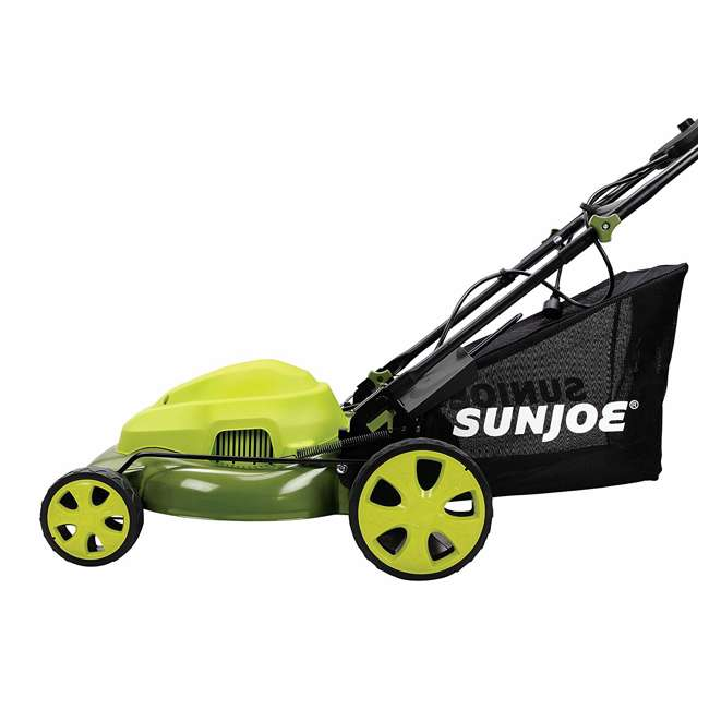 SUJ-MJ408E Sun Joe SUJ-MJ408E 20 Inch 12 AMP 7 Position Electric Walk Behind Lawn Mower 2