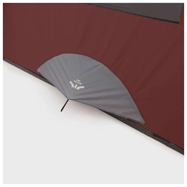 CORE-40066-U-A CORE 9-Person Extended Dome Tent, 16 x 9 Feet, Red (Open Box) 2