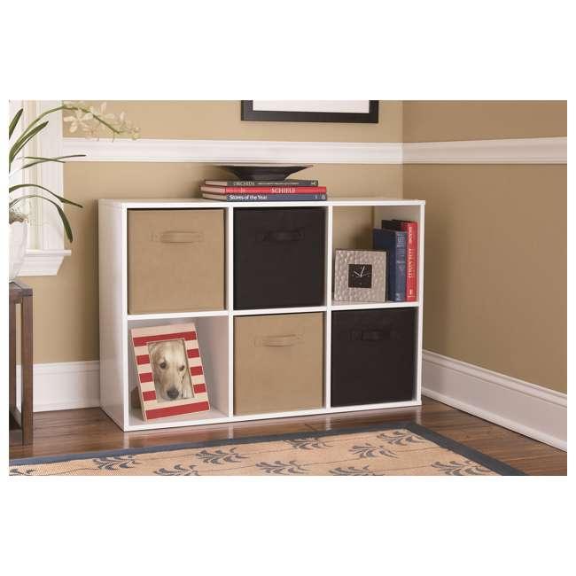 System Build Six Cube Storage Unit 7641015p