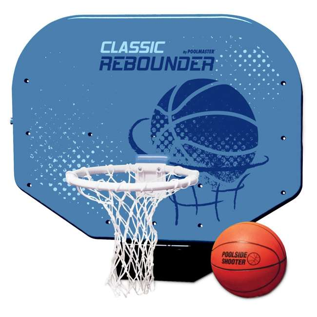 6 x 72781 Poolmaster Classic Pro Rebounder Poolside Basketball Game (6 Pack) 1