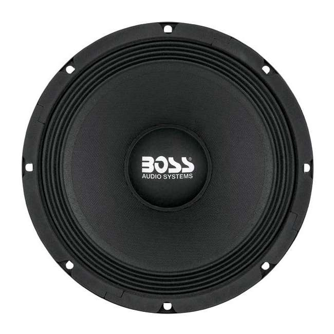 PP128 Boss PP12.8 12-Inch 1600W Mid Bass Speakers (Pair) 1