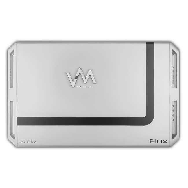 VM-EXA3000.2 VM Audio EXA3000.2 3000W 2 Channel Amplifier (2 Pack) 1