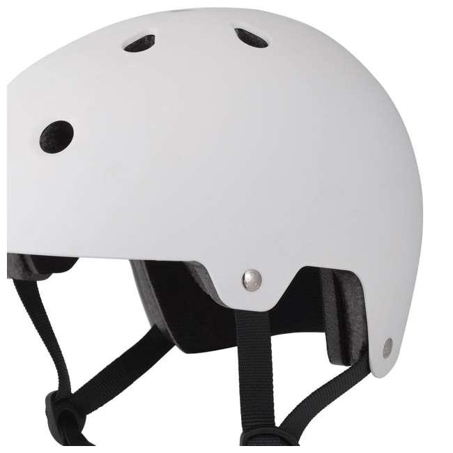 6 x T8-3017 Triple 8 Hardened Dual Certified Skate Bike Helmet, S/M (6 Pack) 3