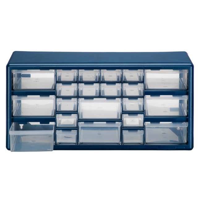 DSB-22-3 22-Compartments Small Parts Organizer Storage Cabinet