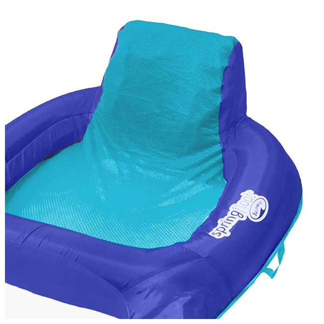 6 x 13328 SwimWays Spring Float Recliner XL Chair  (6 Pack) 1