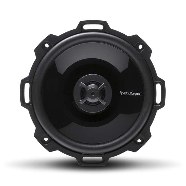 "P152 Rockford Fosgate Punch P152 80W Max 5.25"" 2 Way Full Range Car Speakers, Pair 1"