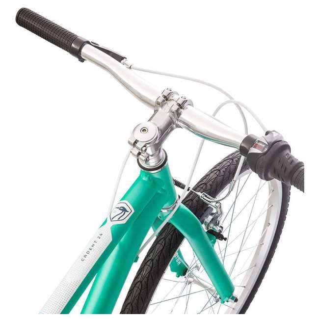 14-1510040 Raleigh Bikes Alysa 24-Inch Kids Flat Bar Road Bike for 8-12 Year Olds, Teal 2