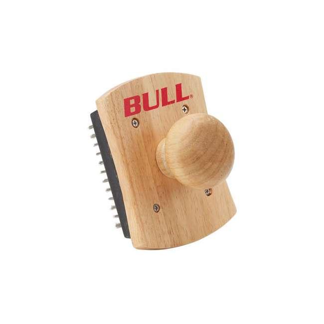 BOPA-24127 Bull PizzaQue Pizza Stone Scrubber 1