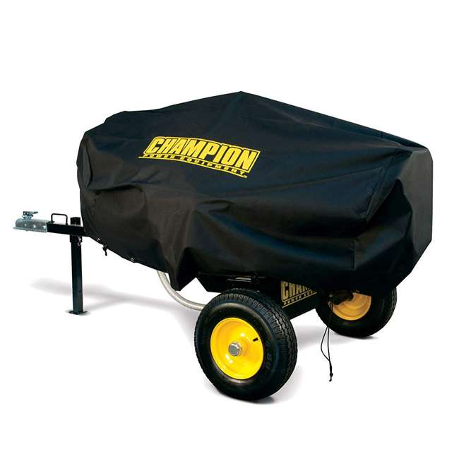 90054 Champion Power Equipment Water Resistant 15 to 27 Ton Log Splitter Storage Cover